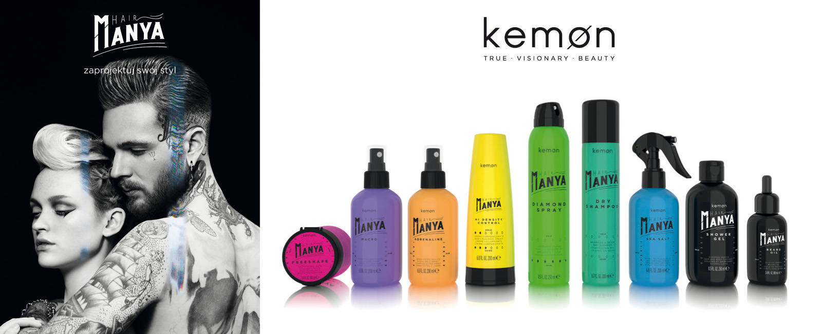 Kemon - Hair Mania